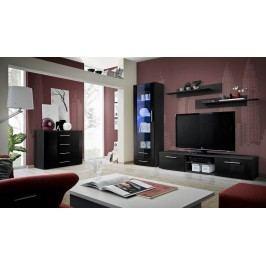 Obývací pokoj - ASM - Galino - 24 ZZ GB (s osvětlením)
