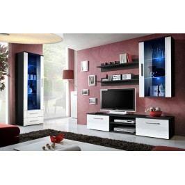 Obývací pokoj - ASM - Galino - 24 ZW GF (s osvětlením)