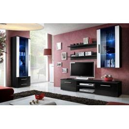 Obývací pokoj - ASM - Galino - 24 ZSWH GF (s osvětlením)
