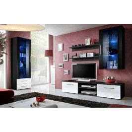 Obývací pokoj - ASM - Galino - 24 ZWSH GF (s osvětlením)