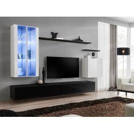 Obývací stěna - ASM - Switch XII - 26 WS SW 12 (s osvětlením)