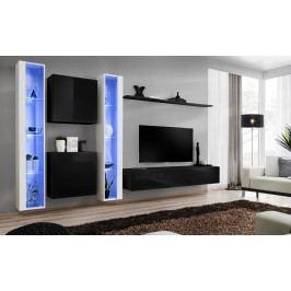 Obývací stěna - ASM - Switch XVI - 26 WS SW 16 (s osvětlením)