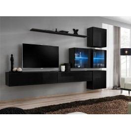 Obývací stěna - ASM - Switch XIX - 26 ZZ SW 19 (s osvětlením)