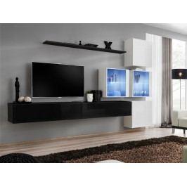 Obývací stěna - ASM - Switch XIX - 26 ZW SW 19 (s osvětlením)
