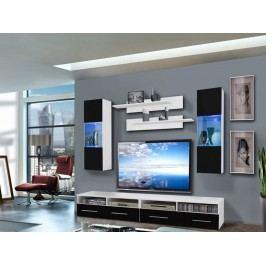 Obývací stěna - ASM - Clevo - 25 WS CL C2 (s osvětlením)