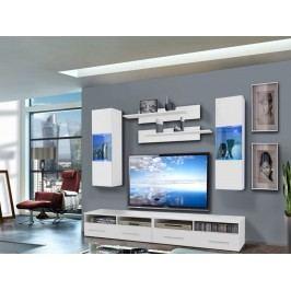 Obývací stěna - ASM - Clevo - 25 WW CL C2 (s osvětlením)