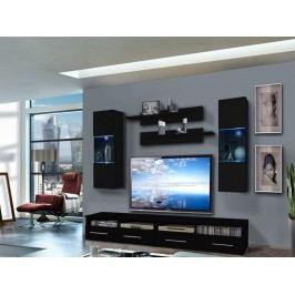 Obývací stěna - ASM - Clevo - 25 ZZ CL C2 (s osvětlením)
