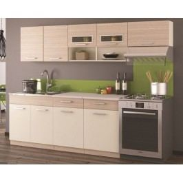 Kuchyně - Casarredo - Moreno II 240 cm (cocobollo)