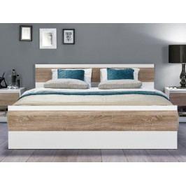 Manželská postel 160 cm - Casarredo - Venecie