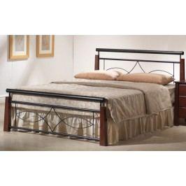 Manželská postel 180 cm - Casarredo - Larochelle (s roštem)