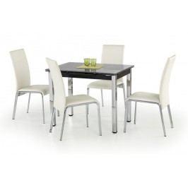 Jídelní stůl - - Logan černá (pro 4 až 6 osob)