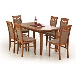 Jídelní stůl - - Fryderyk 160/240 (pro 6 až 10 osob)