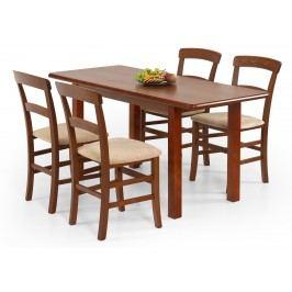 Jídelní stůl - - Dinner 120/158 (pro 4 až 6 osob)