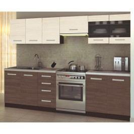 Kuchyně - - Amanda 2 260 cm