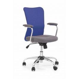 Kancelářská židle - - Andy modrá