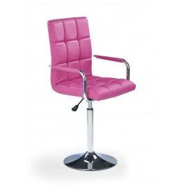 Barová židle - - Gonzo růžová