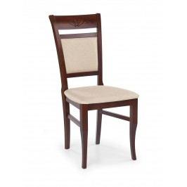 Jídelní židle - - Jakub Třešeň antická + mesh 1