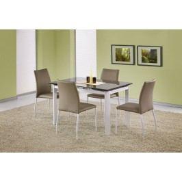 Jídelní stůl - - ALSTON béžová (pro 4 až 8 osob)