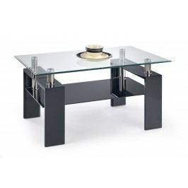 Konferenční stolek - - DIANA H černá
