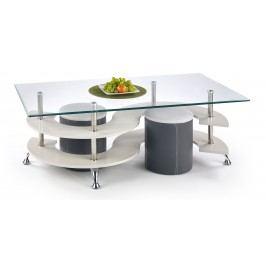 Konferenční stolek - - NINA 5 (s taburetkami)