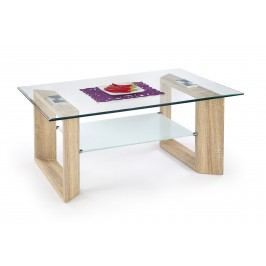 Konferenční stolek - - Tamara (dub sonoma)