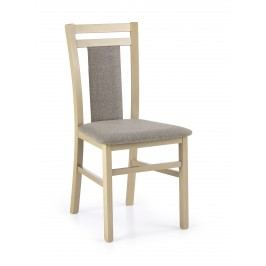 Jídelní židle - - HUBERT 8 Dub Sonoma