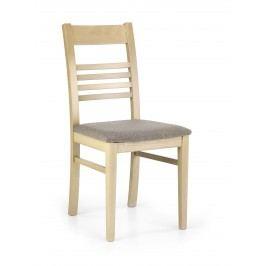 Jídelní židle - - JULIUSZ Dub Sonoma + Inari 23
