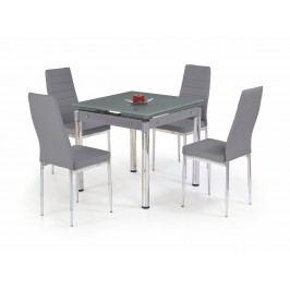 Jídelní stůl - - Kent šedá (pro 4 osoby)