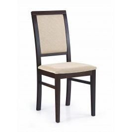 Jídelní židle - - Sylwek 1 Wenge + Torent beige