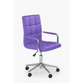 Kancelářské křeslo - - Gonzo 2 fialová