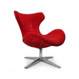 Relaxační křeslo - - Blazer (červená)