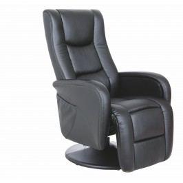 Relaxační křeslo - - Pulsar (černá)