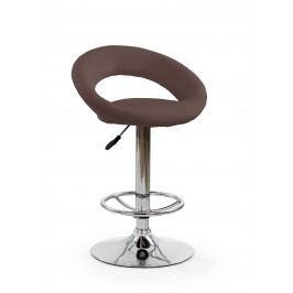 Barová židle - - H-15 (hnědá)