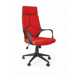 Kancelářské křeslo - - Voyager (červená + černá)