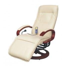 Relaxační křeslo - Artuš 2 - TC3-035 béžová