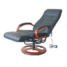 Relaxační křeslo - Artuš 2 - TC3-černá