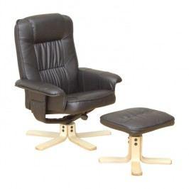 Relaxační křeslo - Eddie - TC3-514 černá