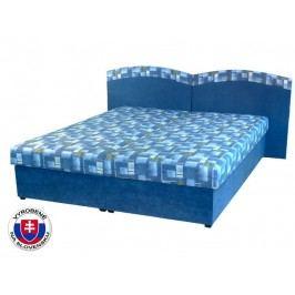 Manželská postel 160 cm - Mitru - Duo (se sendvičovou matrací)