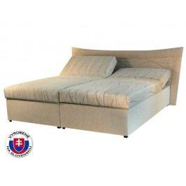 Manželská postel 180 cm - Mitru - Roma 2 (se sendvičovou matrací)