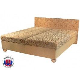 Manželská postel 180 cm - Mitru - Tamara (s pružinovou matrací)