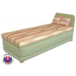 Jednolůžková postel (válenda) 80 cm - Mitru - Ema 80 (se sendvičovou matrací)