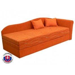 Rozkládací postel (válenda) 80 až 160 cm - Mitru - Katka (s molitanovou matrací) (P)