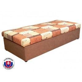 Jednolůžková postel (válenda) 90 cm - Mitru - Palermo (se sendvičovou matrací)