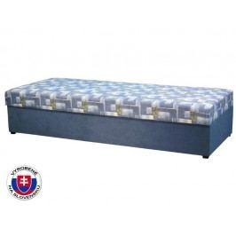 Jednolůžková postel (válenda) 80 cm - Mitru - Kasvo (s molitanovou matrací)