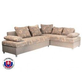 Rohová sedací souprava - Mitru - Bari (se sendvičovou matrací) (P)