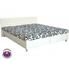 Manželská postel 160 cm - Mitru - Etile (se sendvičovou matrací)