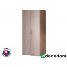 Šatní skříň - Decodom - Trio - 2DV - 500