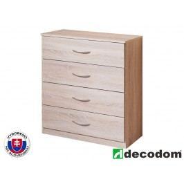 Komoda - Decodom - Trio - 4ZAS