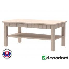 Konferenční stolek - Decodom - Lirot - Typ 45 (vanilka patina)
