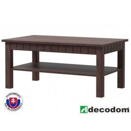 Konferenční stolek - Decodom - Lirot - Typ 45 (dub řezaný schoko)